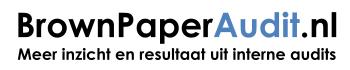 BrownPaperAudit.nl logo